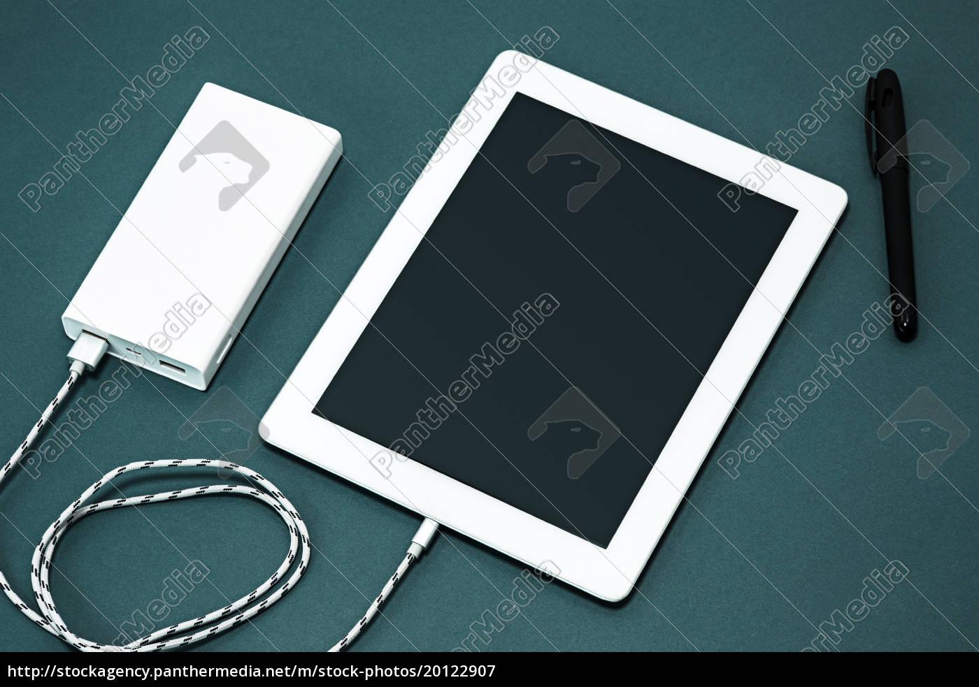 bank, zasilania, i, laptop - 20122907
