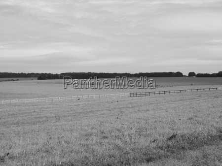english country panorama w salisbury w