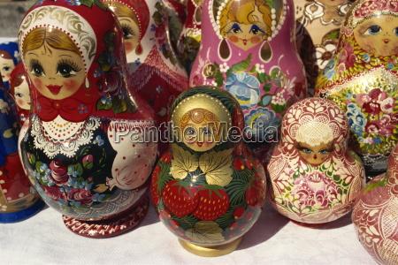 gniazdowania lalki yuzhno sachalin rosyjski daleki