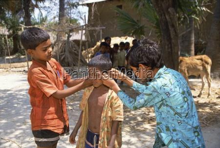 edukacja zdrowotna w szkole bangladesz azja