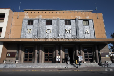 kino roma przyklad architektury wloskiej asmara