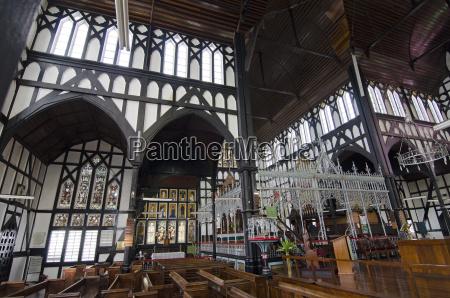 religijne wierzacy drewno drewna katedra poziome