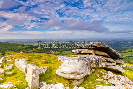 bodmin moor cornwall england united kingdom