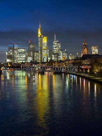 germany hesse frankfurt am main financial