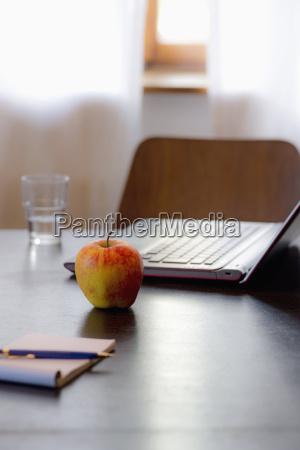 niemcy bawaria monachium wnetrze biura domowego