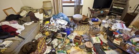 austria sypialnia osoby z zaburzeniami hoarding