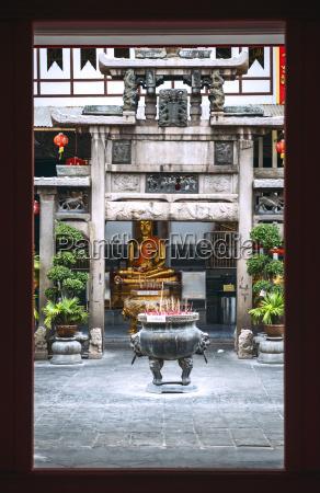 tajlandia bangkok zloty posag buddy w