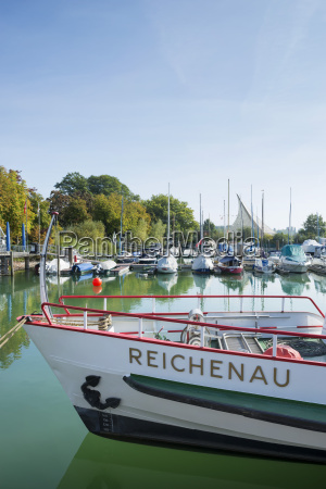 germany baden wuerttemberg constance district harbour