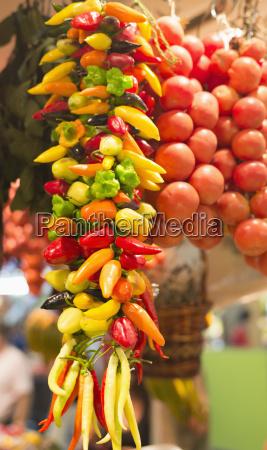 spain balearic islands majorca palma vegetable