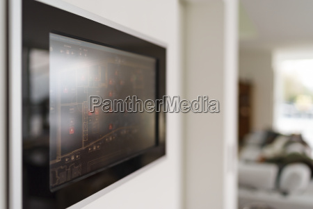 panel wyswietlacza technologii krajowej