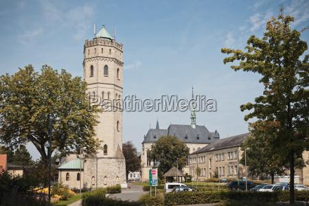germany north rhine westphalia stift tilbeck