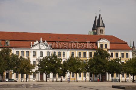 drzewo barok niemcy republika federalna na