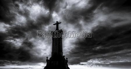 spain menorca es mercadal view of