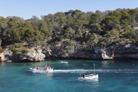 spain balearic islands majorca santanyi cala