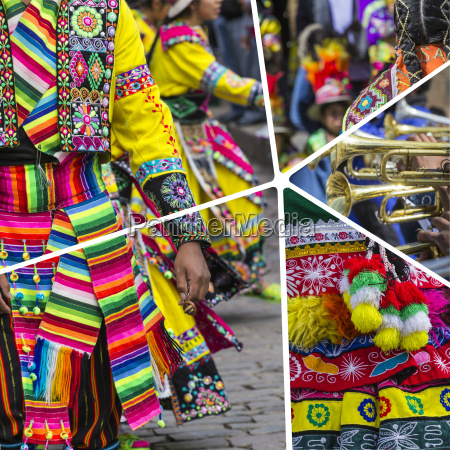 kolaz z peru traditional culture images