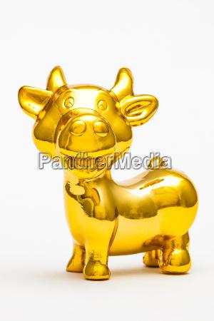 zwolniony zwierze statula bulle zabawka zloty