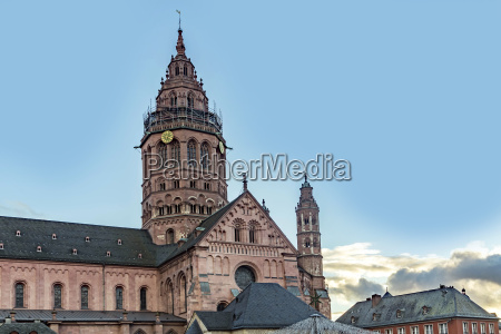 st martins cathedral in mainz