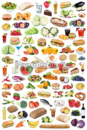 liberator jedzenie kolaz jedzenie owoc owoce