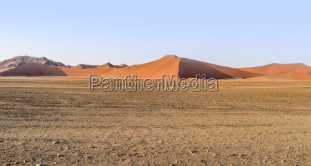 pustynia namib w namibii