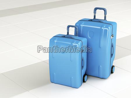 blue, travel, bags - 22710875
