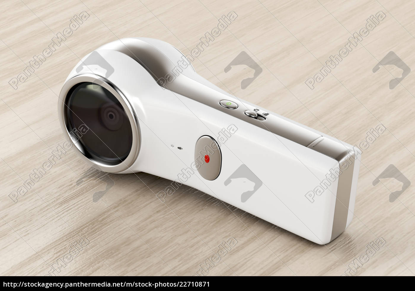 kamera, 360, stopni - 22710871