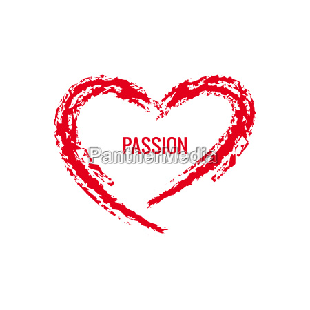 cyfrowe wektora czerwone serce tekstury valentine