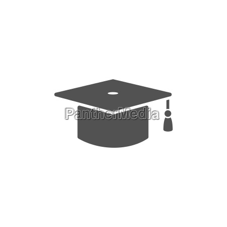 ikona mortarboardu dla absolwentow