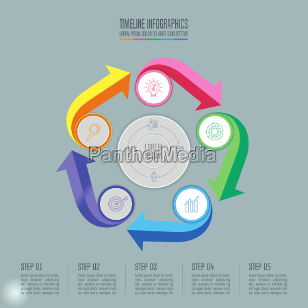 info prezentacja umiar broszura wykres model