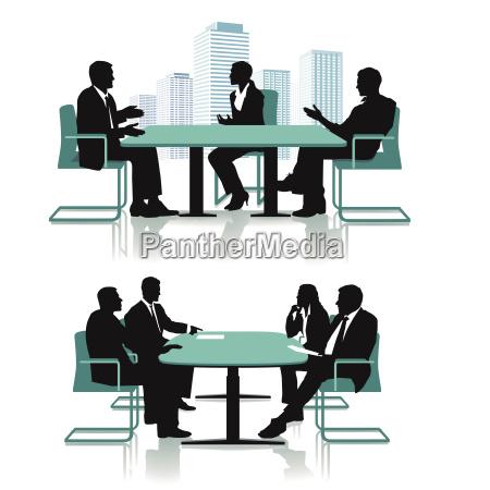 biuro seminarium dyskusja prezentacja umiar kontrakt