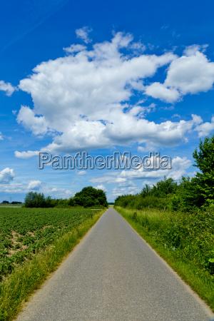 przyroda srodowisko ruch drogowy transport pole