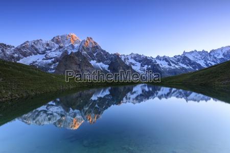 mont blanc odzwierciedlenie w lac checrouit