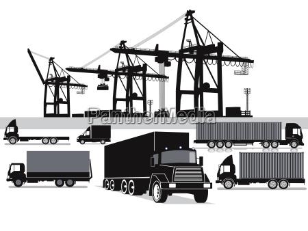 awans transport sklepy handel biznes sprawozdan