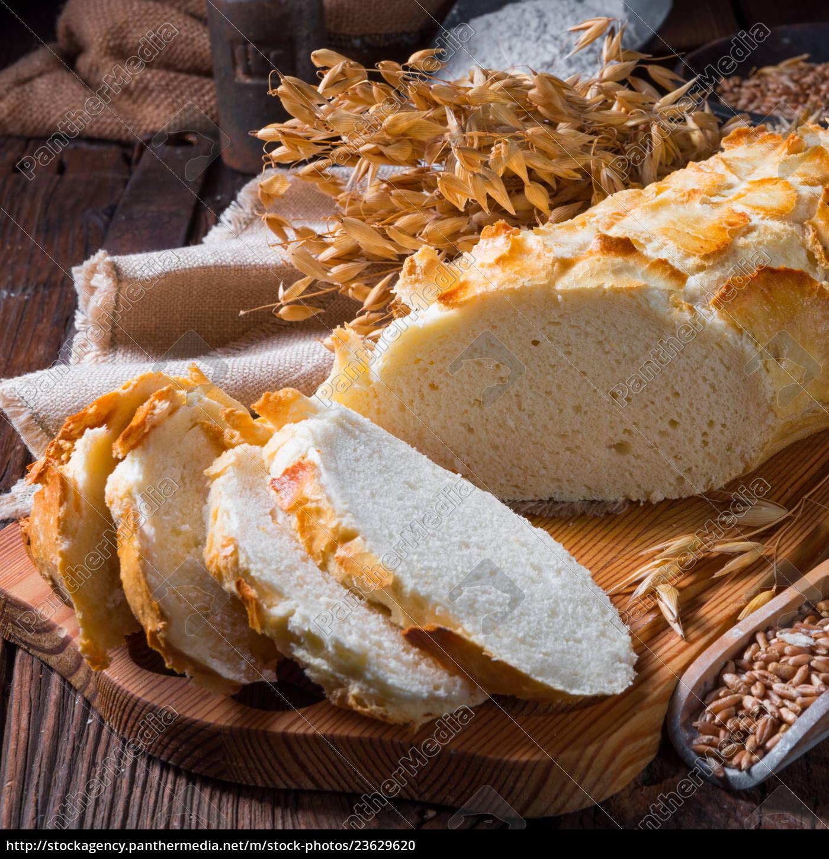 smaczny, chleb, tygrysi - 23629620
