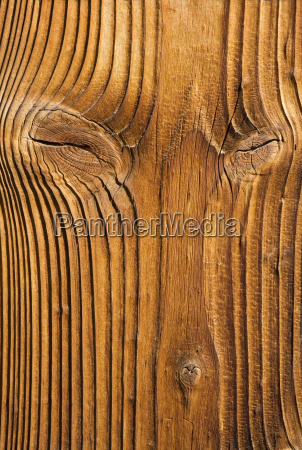 detail of an old weathered wooden