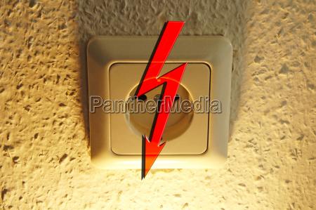 niebezpieczenstwo zagrozenia elektronika energia elektrycznosc prad