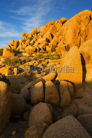 pustynia zachod slonca usa wieczor sunlight
