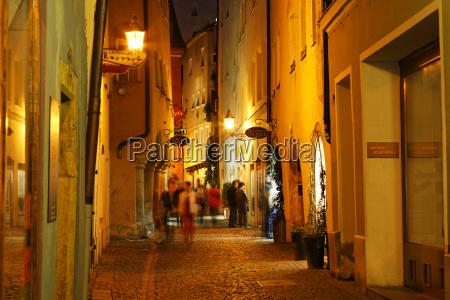 miasto grod town kultura noce nocny