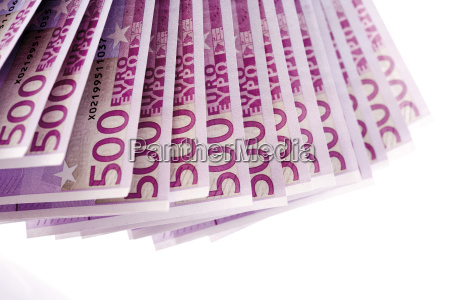 specialist from 500 euro notes