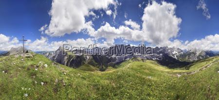 gory alpy austria biel pruinose caucasian