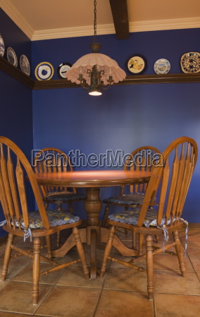 dining table furniture room lamps kitchen