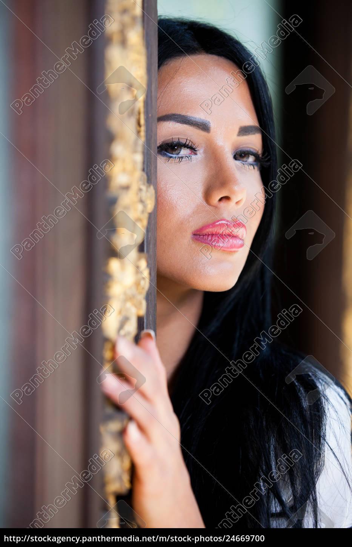 ładna kobieta pojedynczy link randki atv