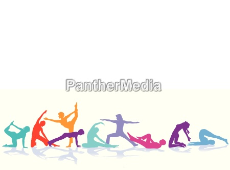 zdrowie zdrowia zenski ilustracja dane medytacja