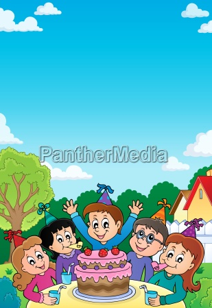 kids party topic image 3
