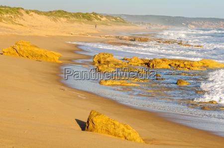 fale australia piaty kontynent wybrzeze nadzerka