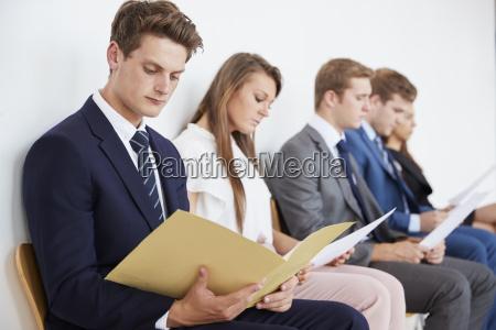 pieciu kandydatow czeka na rozmowy kwalifikacyjne