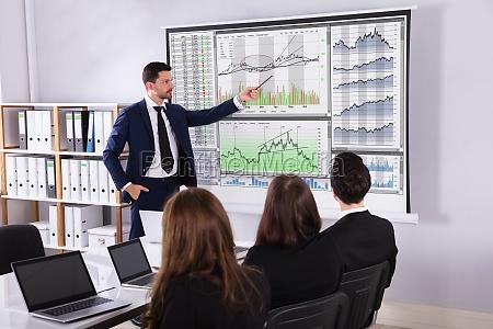stock market broker dajac prezentacje do