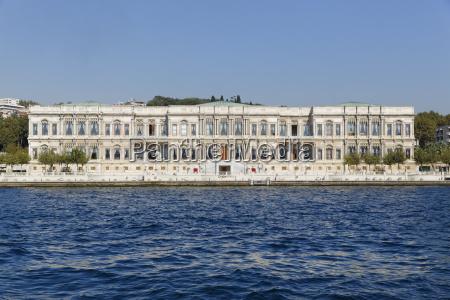 kempinski hotel in the ciragan palace