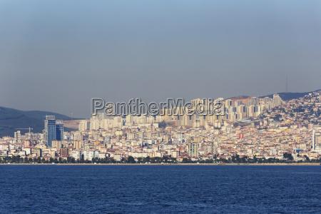 marmara sea and asian part of