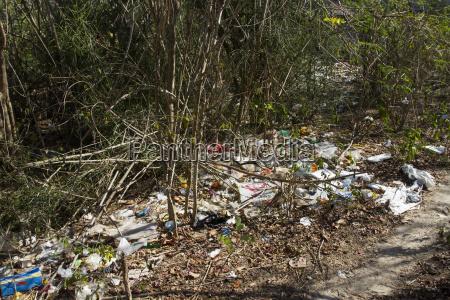 przyroda srodowisko azja indonezja nikt odpad