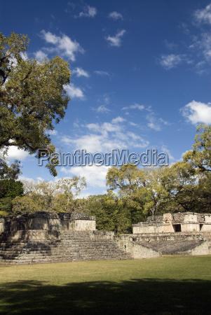 honduras copan ruinas park archeologiczny copan